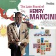 The Big Latin Band Of Henry Mancini / The Latin Sound Of Henry Mancini