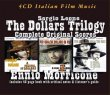 The Dollars Trilogy: Complete Original Scores (Re-recording) (4CD)