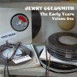 Jerry Goldsmith: The Early Years Vol. 1 (Perry Mason / Playhouse 90 / Lineup)