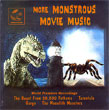 Tarantula (Henry Mancini et al.) / The Beast From 20,000 Fathoms (David Buttolph) / The Monolith Monsters (Irving Gertz) / Gorgo (Angelo Francesco Lavagnino)