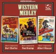 Western Medley: The Great Jesse James Raid (Bert Shefter) / The Baron of Arizona (Paul Dunlap) / Last of the Wild Horses (Albert Glasser) (2CD)